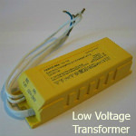 60VA 12V Low Voltage Lighting Transformer
