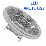 AR111 LED Dimmable G53 Lamp