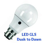 LED Dusk to Dawn Light Bulb