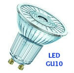 Osram GU10 LED Bulbs Dimmable
