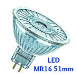 MR16 LED Bulbs Dimmable 51mm