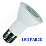 PAR20 LED Bulb ES Reflector