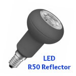 R50 LED Bulb E14 SES Reflector