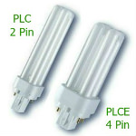 PLC and PLCE Compact Lamp