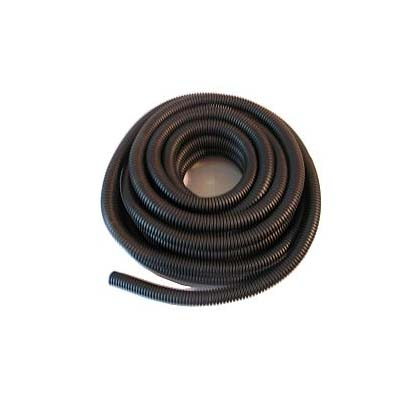 Coil of crush resistant 20mm flexible conduit with glands