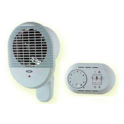 Creda Solfan CSF3 3kW Wall Fan Heaters