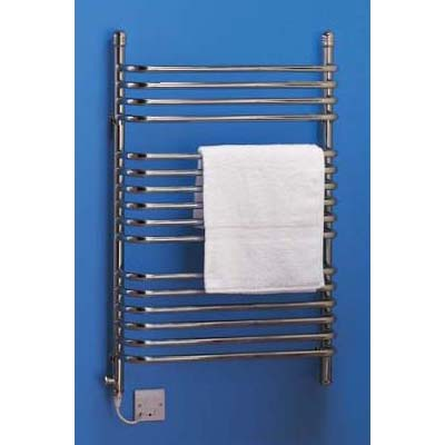 ladder rail for heating and drying towels