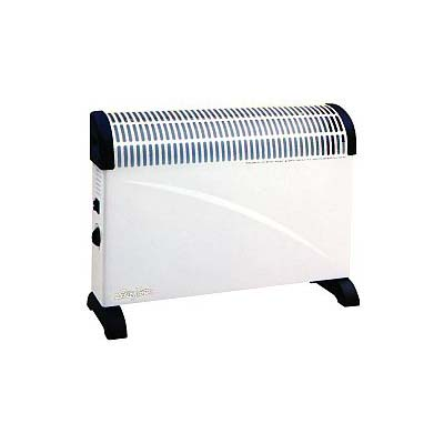 2000 watt heater in white